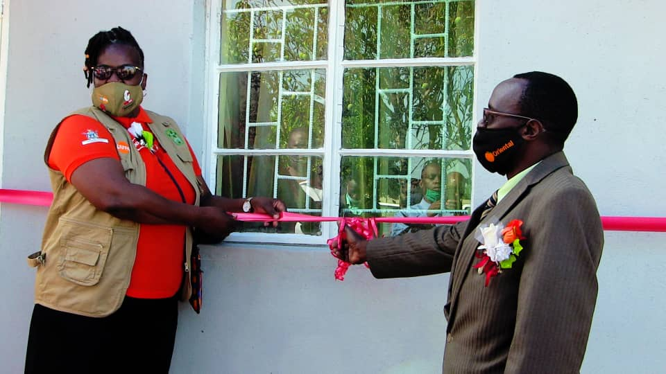 Newly opened Hurungwe Safe Shelter to respond to GBV