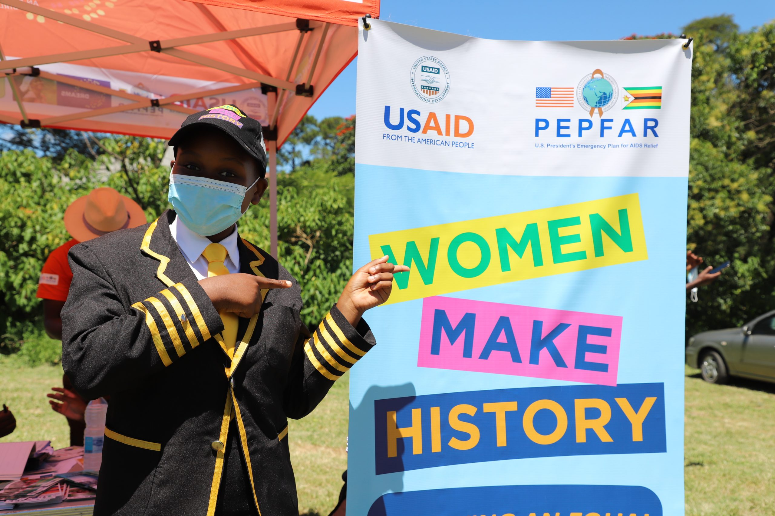 #ChooseToChallenge:Celebrating girls and women