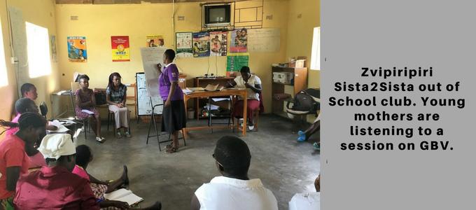Strengthening HIV & SRHR Service Uptake by Youths in Zimbabwe